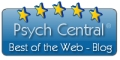 Psych Central Best of Blog Award Winner