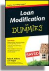 Loan Modification For Dummies Cover Image