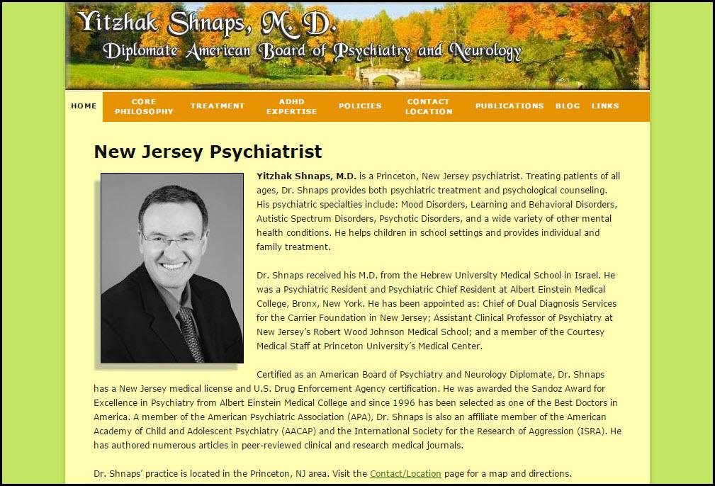 PrincetonPsychiatrist.com